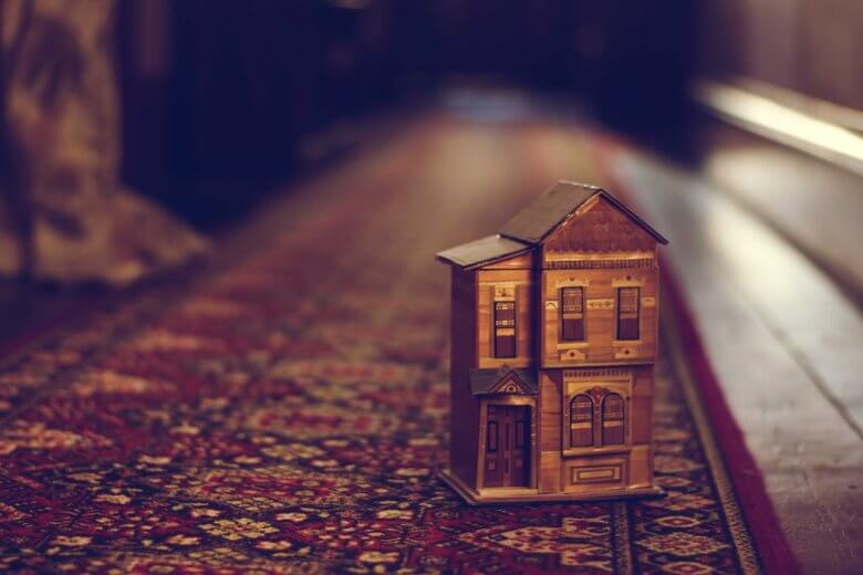 Tiny toy house